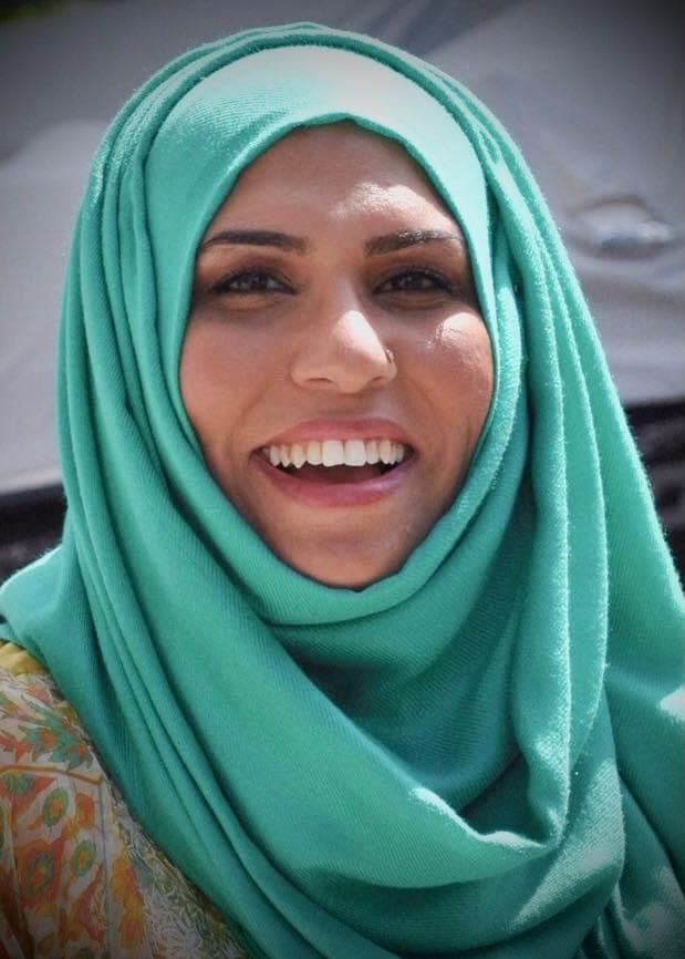 Nadia Naqvi adopted the hijab at 15.