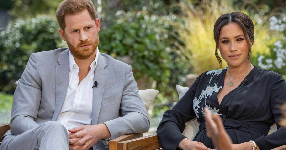Meghan Markle And Prince Harry Reveal The Real Reason They Left The UK