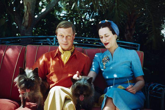 Le duc et la duchesse de