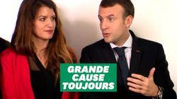Macron et la parité chez ses collaborateurs : en progrès mais peut vraiment mieux