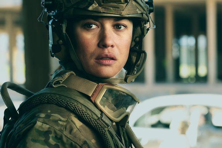 """Sentinelle"" on Netflix"