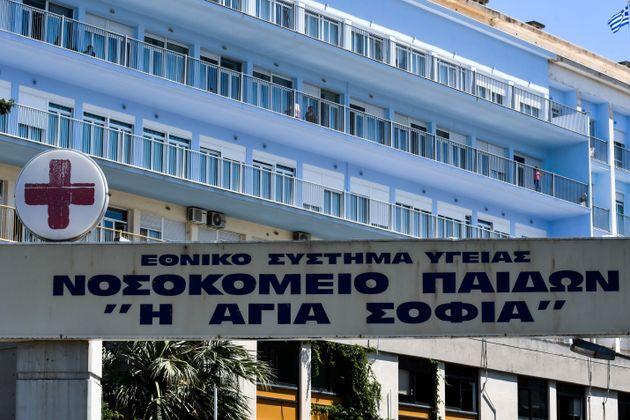 Πέθανε από κορονοϊό βρέφος 37 ημερών στο Νοσοκομείο Παίδων «Αγία