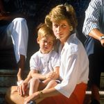 When The Royals Cut Harry And Meghan Off, Princess Diana Protected