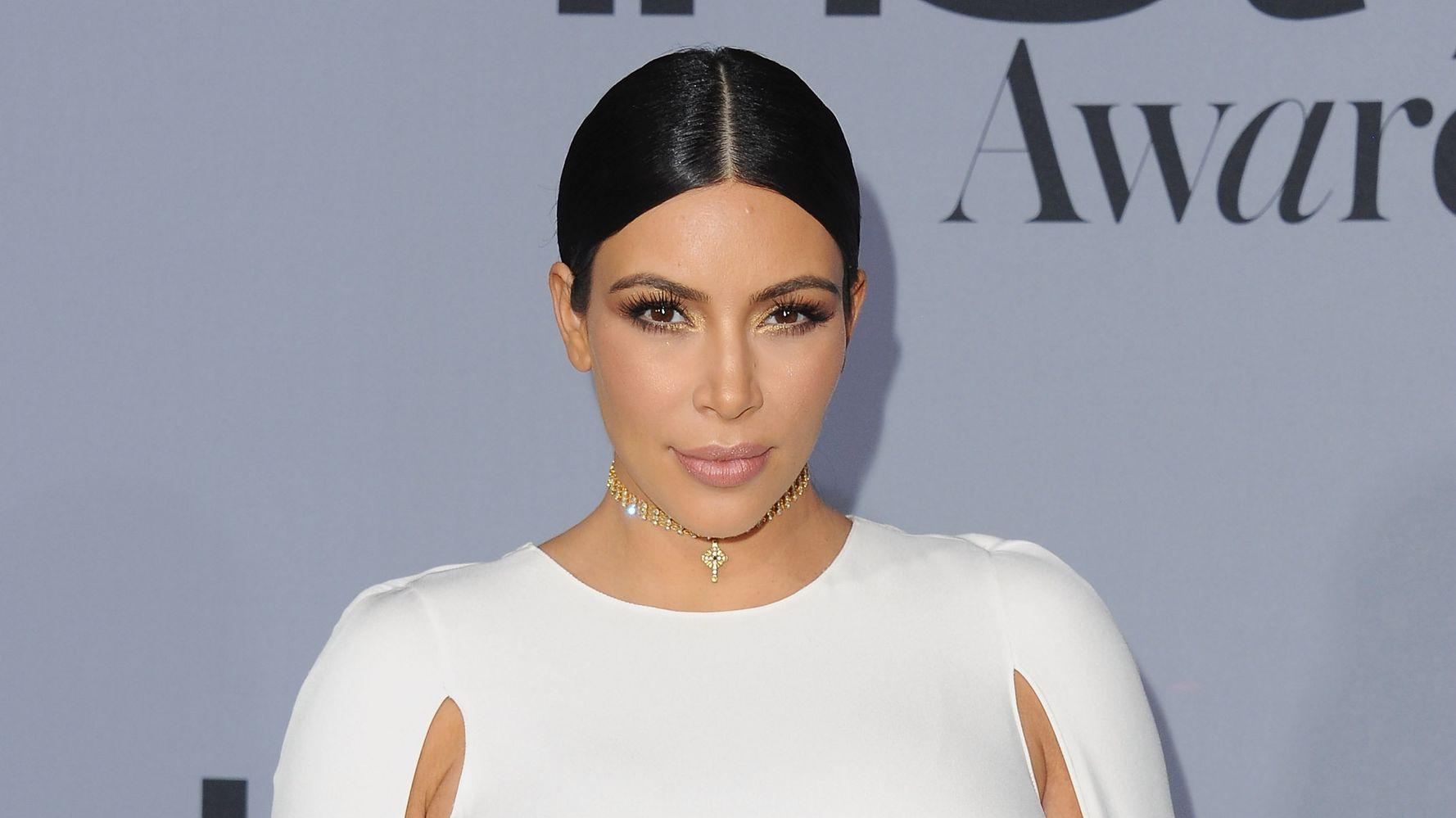 Kim Kardashian Reflects On 'Traumatizing' Tabloids During Pregnancy