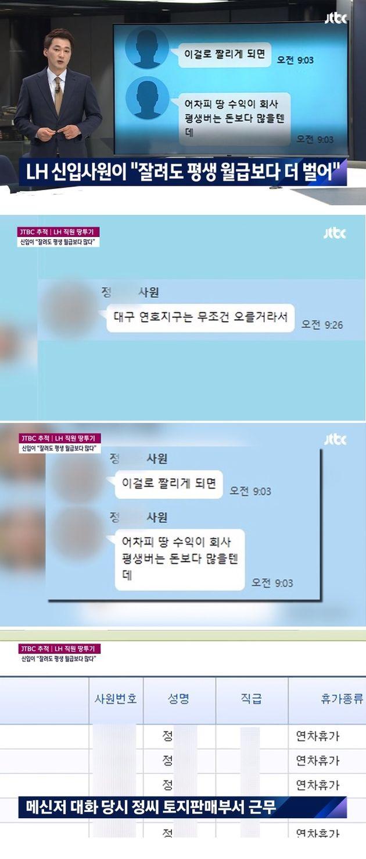 JTBC 뉴스룸 보도