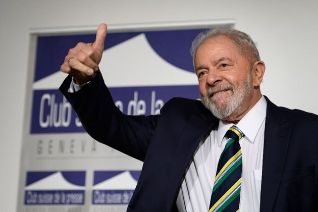 Au Brésil, Lula redevient éligible à la présidentielle de 2022 (photo du 6 mars 2020 à