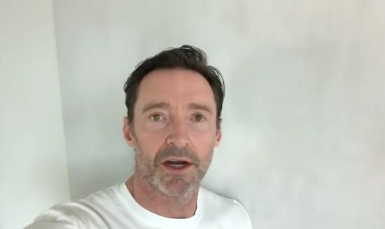 Hugh Jackman has weighed in on Meghan Markle and Prince Harry's interview with Oprah Winfrey.