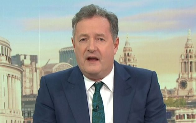 Piers Morgan has left Good Morning