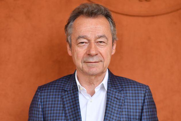 Michel Denisot a déjà présidé le club de Châteauroux à deux reprises(Image