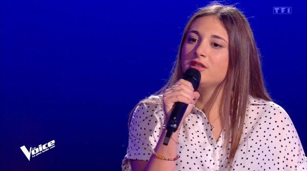 Marina Battista a été éliminée lors de son passage à l'émission