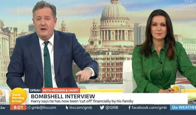 Piers Morgans Outburst Against Meghan Markle Is Ofcoms Most Complained-About Issue Ever