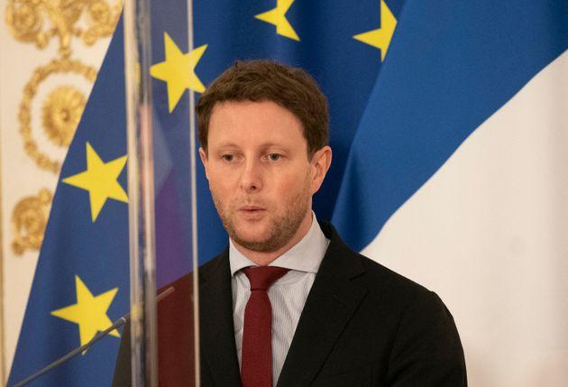 Clément Beaune, secrétaire d'État aux affaires européennes