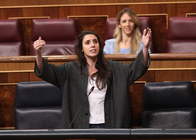 Irene Montero, ministra de