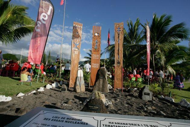 Le 2 juillet 2016, une manifestation à Papeete,Tahiti, avait réuni des anti-nucléaires...