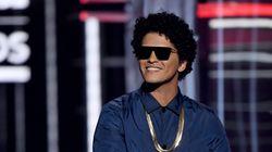 Bruno Mars prêt à faire tous les tests Covid nécessaires pour chanter lors des