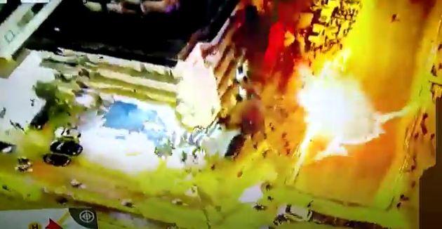 Τα επεισόδια και ο κλεφτοπόλεμος στην Νέα Σμύρνη από