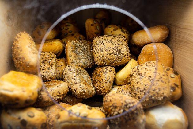 El pan de un