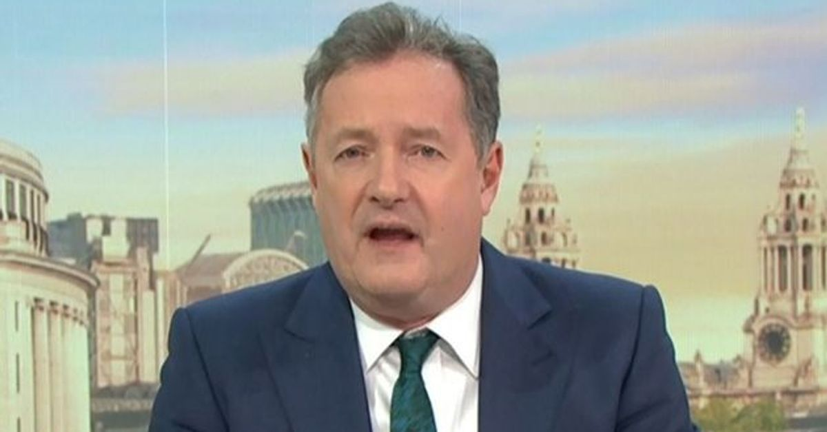 Piers Morgan Quits Good Morning Britain After Controversial Meghan Markle Remarks