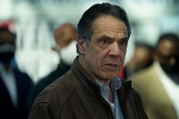 El gobernador de Nueva York, Andrew