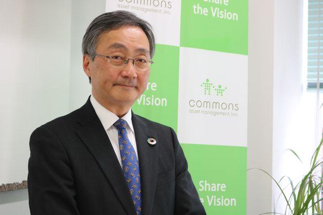 渋澤健さん