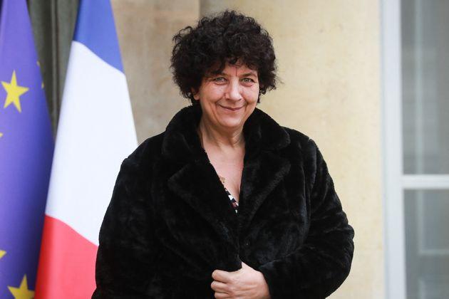 La ministre de l'Enseignement supérieur, de la recherche et de l'innovation, Frédérique Vidal, le 4 mars...