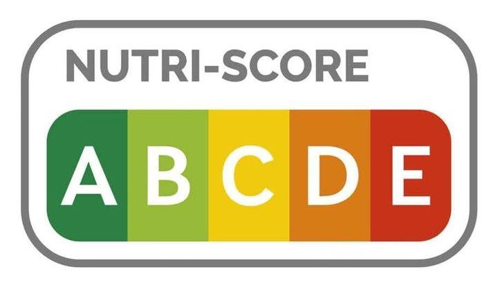 Semáforo nutricional Nutri-Score.
