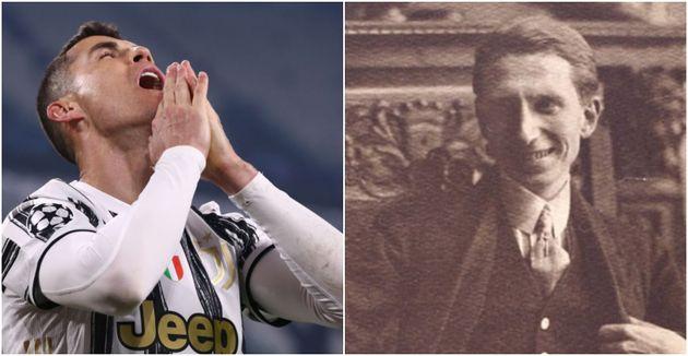 Cristiano Ronaldo, Guido Gozzano e le cose che potevano essere e non sono
