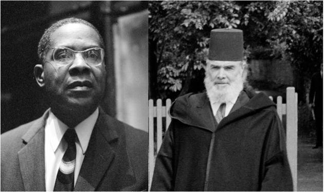 Aimé Césaire et Messali Hadj, figures de la fin de la colonisation aux Antilles et en