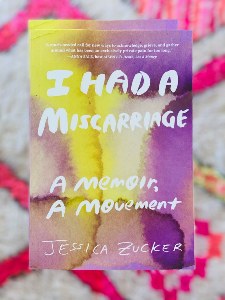 """Jessica Zucker,a Los Angeles-based psychologist who specializes in reproductive and maternal mental health, discusses how common miscarriage is in her book,""""I Had A Miscarriage: A Memoir, A Movement."""""""