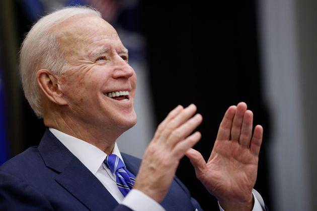 Le plan de relance américain voté au Congrès, victoire majeure pour Biden (Photo...
