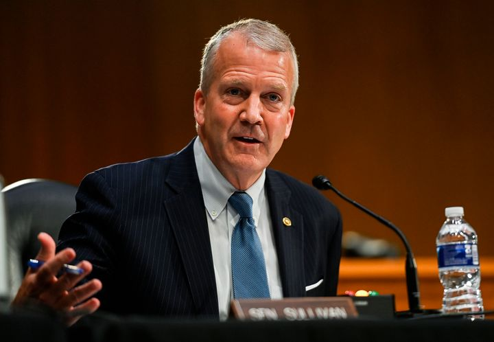Sen. Dan Sullivan (R-Alaska) will have to reveal where he stands on New Mexico Rep. Deb Haaland's Cabinet nomination on Thurs