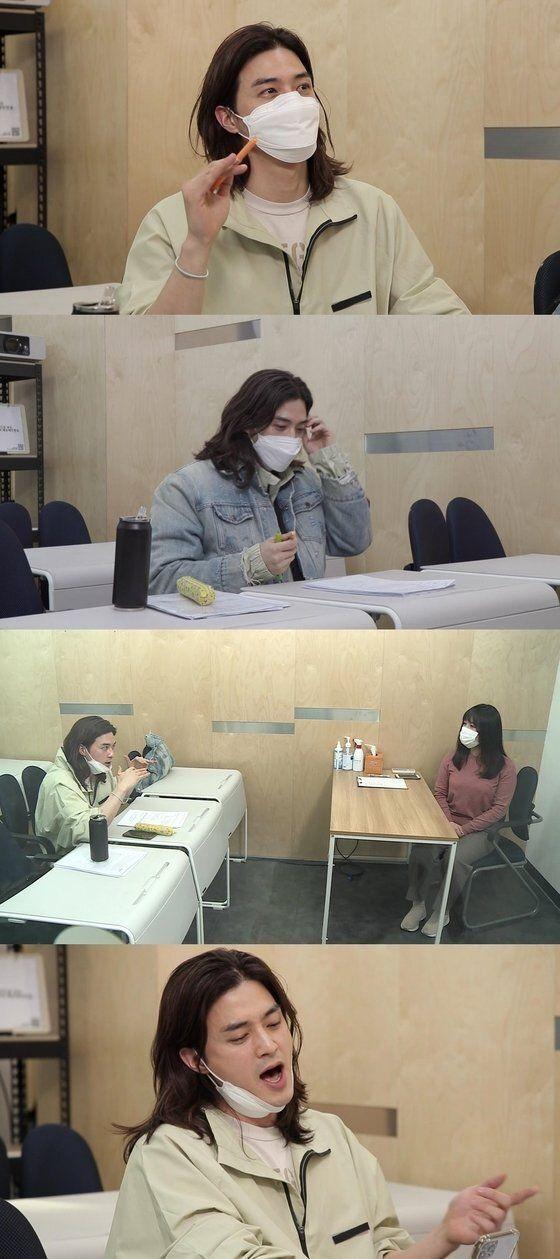 '나 혼자 산다' 배우 김지훈이 영어·일본어·중국어 공부를