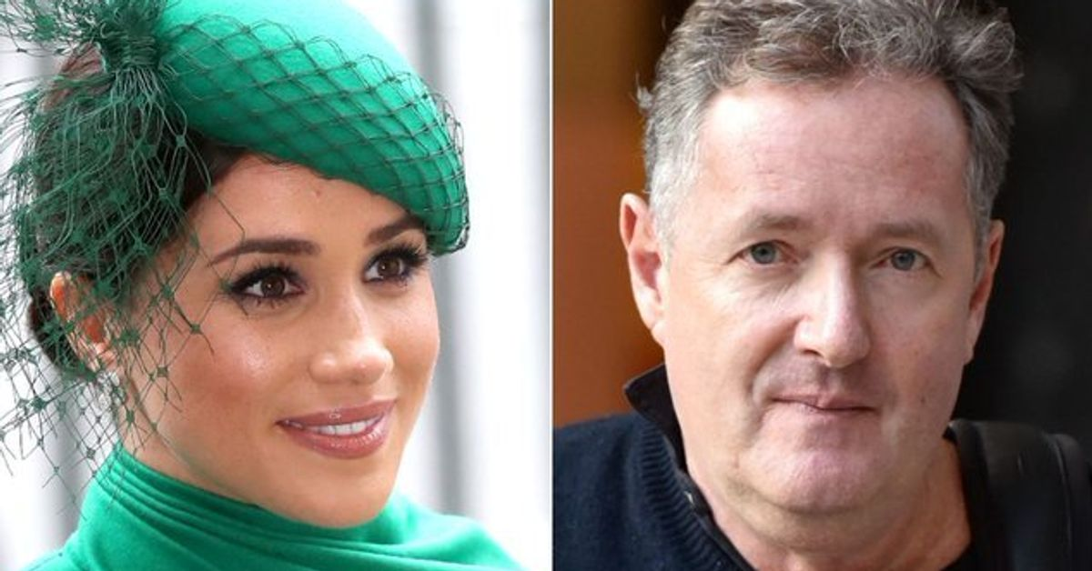 Meghan Markle Reportedly Complained To ITV About Piers Morgan Prior To GMB Exit
