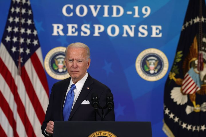 President Joe Biden plans to address the nation about the losses of the COVID-19 pandemic.