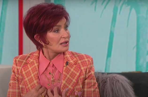 Sharon Osbourne Faces Backlash After Uncomfortable Speech About Piers Morgan And Racism