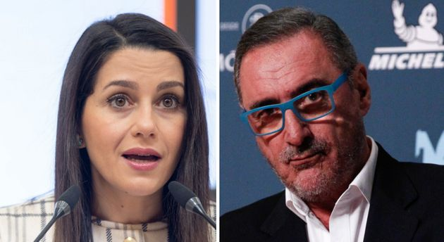 Inés Arrimadas y Carlos