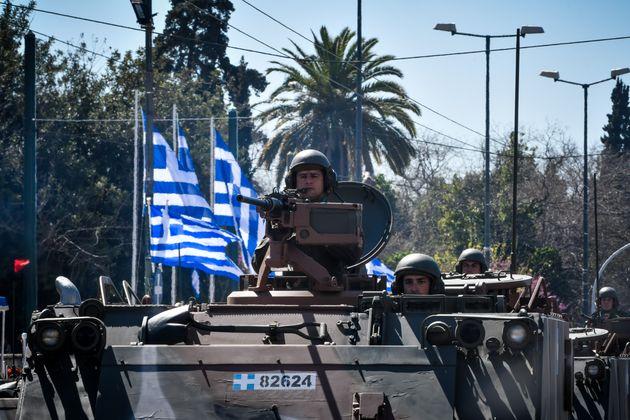 Πελώνη: Εορτασμός της 25ης Μαρτίου, μόνο με στρατιωτική παρέλαση στην