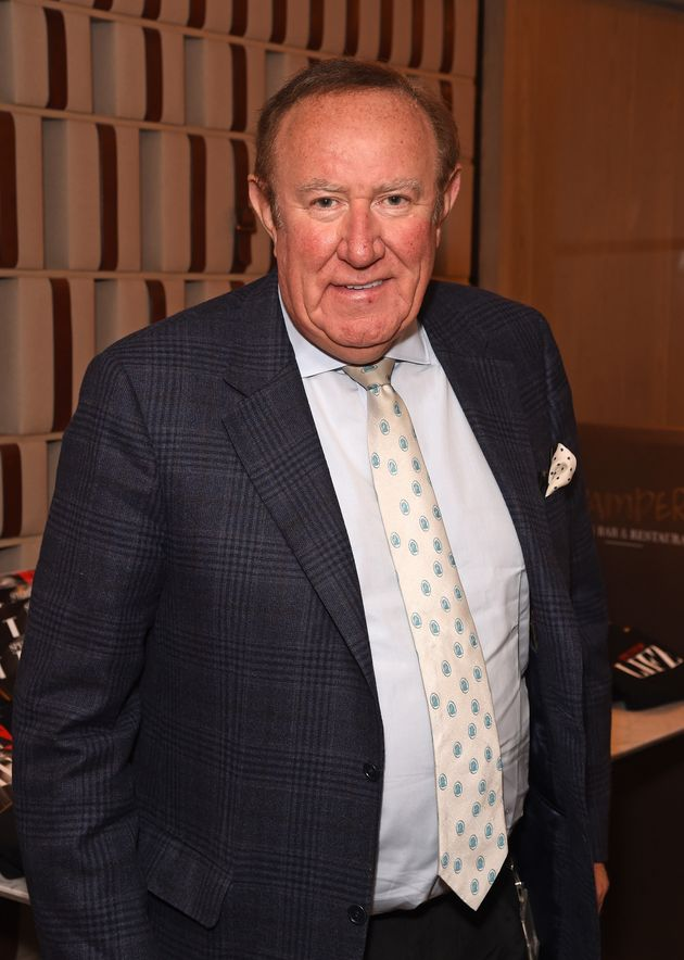 Andrew Neil is the chairman of GB