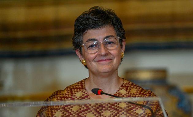 La ministra de Asuntos Exteriores y Cooperación, Arancha González