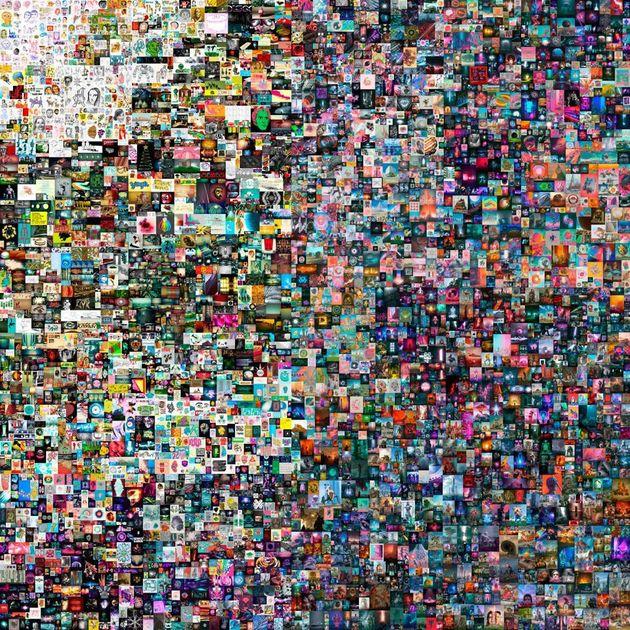 Το ψηφιακό έργο τέχνης που πουλήθηκε 69 εκατομμύρια