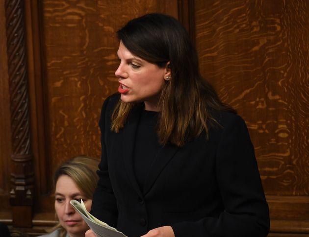 Tory MP and former minister Caroline