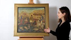 Σημαντικός πίνακας του Θεόφιλου εμφανίζεται πρώτη φορά σε δημοπρασία από τον