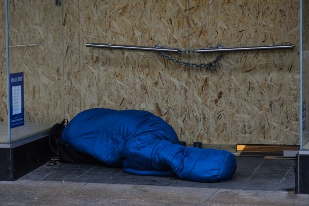 People experiencing homelessness are more likely to have an underlying health