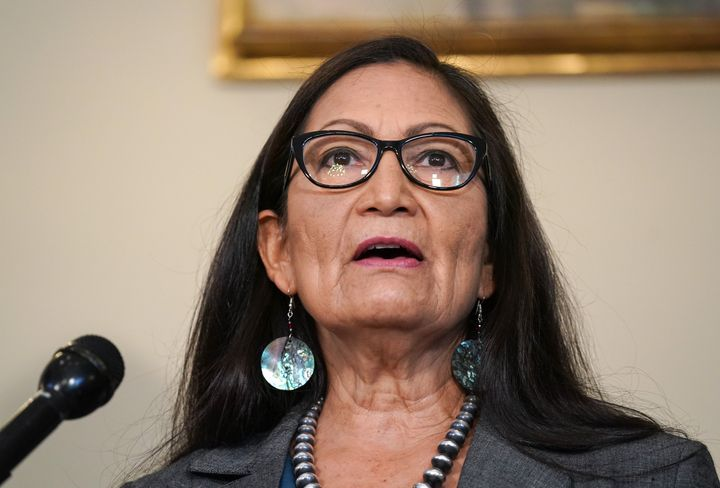 Rep. Deb Haaland was confirmed to lead the Interior Department, making history as the first Native American Cabinet secretary