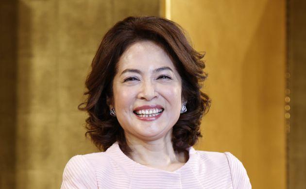 中田喜子さん(2015年撮影)