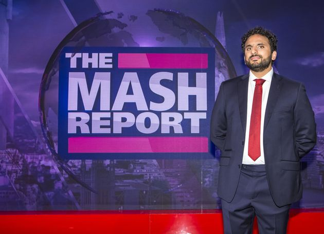 Nish Kumar Speaks Out Over The BBCs Decision To Axe The Mash Report