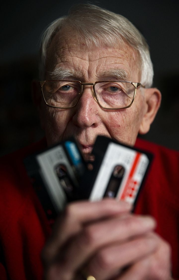 Lou Ottens, the Dutch inventor of the cassette tape, the medium of choice for millions of bedroom mix tapes, has died.