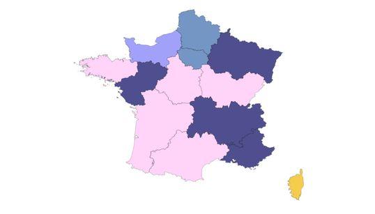 Après l'alliance LR-LREM en Paca, le point sur les candidats région par