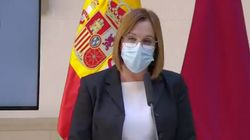 La diputada Isabel Franco, de Podemos, obligada a aclarar que no es Isabel Franco, la tránsfuga de Cs en