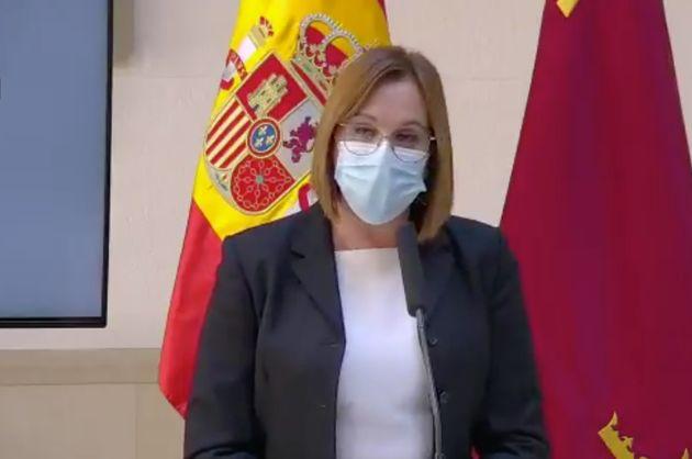 Isabel Franco, vicepresidenta tránsfuga de
